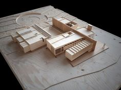 Design Process model of Casa VV What is on the boards now ... South elevation