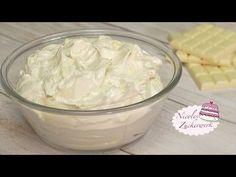 White-Chocolate-Buttercream | weiße Schoko-Buttercreme | von Nicoles Zuckerwerk - YouTube