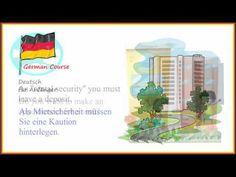 German Course 40 Wohnung mieten   Deutsch für Anfänger German Course, Family Guy, Youtube, Youtubers, Youtube Movies, Griffins