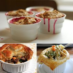 Single-Serving Ramekin Recipes — Both Savory and Sweet
