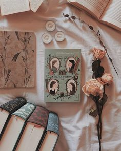Book Aesthetic, Aesthetic Collage, Journal Design, Book Design, Book Instagram, Classic Wallpaper, Book Cafe, Flat Lay Photography, Coffee And Books