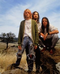 Will never stop loving these guys! #Nirvana