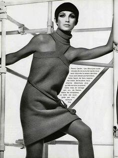 PIERRE CARDIN 1966 by TEEN JET SET, via Flickr
