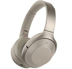 Kjøp SONY MDR1000X AE HEADPHONES BT ANC BEIGE hos Power.no - Norges raskeste nettbutikk! Alltid lave priser. Sony MDR-1000X BT-hodetelefoner med støyreduksjon