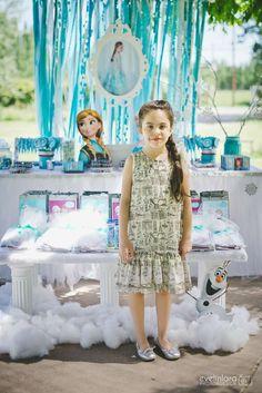 Frozen Birthday Party Ideas | Photo 1 of 41