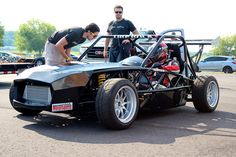 The Exomotive Exocet - made in the South