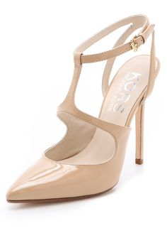 Adrielle Pointed Toe Pumps - Lyst