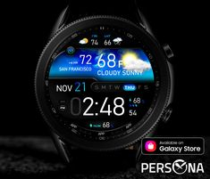 Fancy Watches, Gear S3 Frontier, Apple New, Early Bird, Watch Faces, Soho, Persona, Smart Watch, Waiting