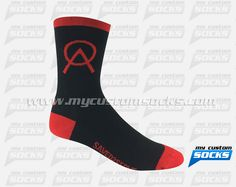 Socks designed by My Custom Socks for The Salvation Army Western Territory in Long Beach, California. Running socks made with Coolmax fabric. #Running custom socks - free quote! ////// Calcetas diseñadas por My Custom Socks para The Salvation Army Western Territory en Long Beach, California. Calcetas para Correr hechas con tela Coolmax. #Correr calcetas personalizadas - cotización gratis! www.mycustomsocks.com