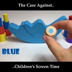 Children Toys Moon Balance Game