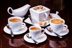 tutta l'Italia, caffé