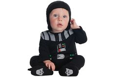 It's Never Too Early To Start Turning Babies To The Dark Side