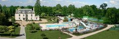 Chalet in France Fun Water Parks, Cheverny, Camping Holiday, Walled City, Camping Places, Basque Country, Water Slides, Restaurant