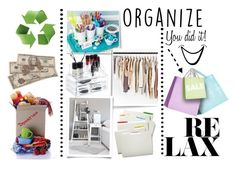 """""""Declutter!"""" by hola-hi ❤ liked on Polyvore featuring interior, interiors, interior design, home, home decor, interior decorating, organize and declutter"""