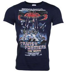 TruffleShuffle  T-Shirts  feƒ¼r  Herren  Transformers  Retro Film   f55b73449