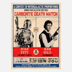 Carbonite Death Match, $25, now featured on Fab.
