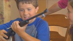 """Watch an Ad for """"My First Rifle,"""" the Gun a 5-Year-Old Used to Shoot His 2-Year-Old Sister"""