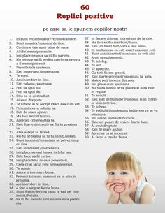 Kids And Parenting, Parenting Hacks, Romanian Language, 3 Year Old Activities, Preschool Games, Positive Discipline, Math For Kids, Emotional Intelligence, Kids Education
