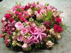 #wreath • Design: Francoise Weeks