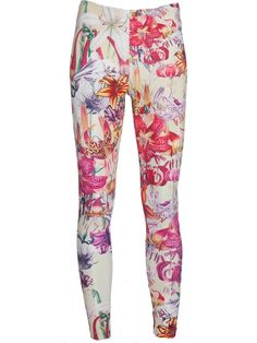 All - We Are Handsome 'The Flower' Leggings
