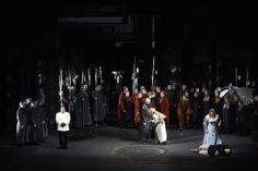 """Der Ring des Nibelungen at the Deutsche Oper Berlin """"GÖTTERDÄMMERUNG"""" So 12. Januar 201416:00 Uhr http://www.deutscheoperberlin.de/de_DE/calendar/der-ring-des-nibelungen-goetterdaemmerung.10353087"""