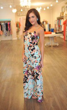 Dottie Couture Boutique - Deco Maxi, $49.00 (http://www.dottiecouture.com/deco-maxi/)