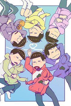 埋め込み Dark Anime Guys, All Anime, Me Me Me Anime, Osomatsu San Doujinshi, Otaku, Ichimatsu, Animated Cartoons, Fujoshi, Anime Characters