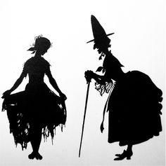 Arthur Rackham (British, 1867 - 1939) «Cinderella»