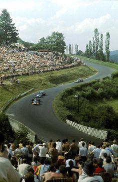 Deutschland GP - Deutschland 1969