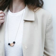 Aurora No. 2 Necklace by Yield #MONOQI