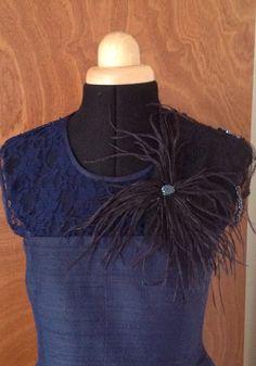 Close up of bodice of Italian silk dress Silk Dress, Ruffle Blouse, Dressmaking, Bodice, Sewing, Tops, Dresses, Women, Fashion