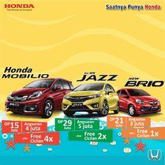 Promo HEBOH SEPTEMBER Dealer Honda Bandung