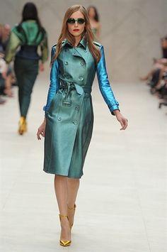 Burberry Prorsum- Spring/ Summer 2013 at London Fashion Week