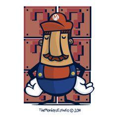 El rey de los videojuegos Mario Bros