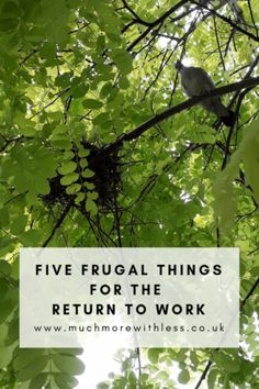 Five frugal things for the return to work, including booking bargains for train tickets, a hotel and parking, plus a new-to-me dress for Frugal Living Tips, Frugal Tips, Sunshine Books, Live On Less, Parking Solutions, Train Tickets, I 9, Return To Work