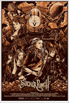 Sucker Punch By Ken Taylor