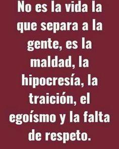 Truth Quotes, Karma Quotes, People Quotes, Life Quotes, Qoutes, Cute Spanish Quotes, Spanish Inspirational Quotes, Positive Phrases, Positive Quotes