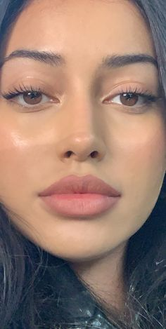 Image in Cindy Kimberly and Meredith Mickelson ☀️ collection by Madalyn Makeup Goals, Makeup Inspo, Makeup Inspiration, Makeup Ideas, Gorgeous Makeup, Pretty Makeup, Pretty Nose, Natural Makeup Looks, Natural Lips