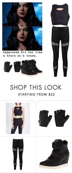 """Isabelle Lightwood sport outfit - shadowhunters"" by shadyannon ❤ liked on Polyvore featuring Craig Green, Reebok, Boohoo and Ash"