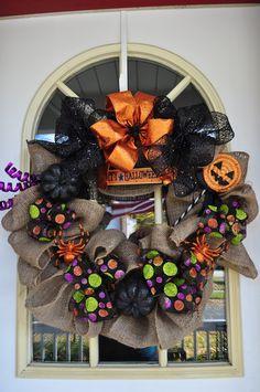 My front door wreath