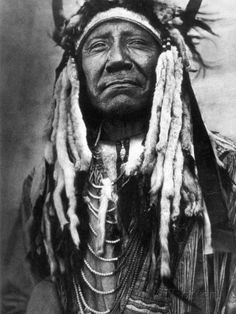 Cheyenne Chief, C1910 Photographic Print                                                                                                                                                                                 Plus
