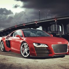 Audi R8 Red Devil - Click image to find more Cars & Motorcycles Pinterest pins