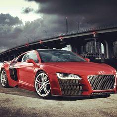 Audi R8 Red Devil