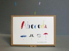 Ilustrátorka Jana Nachlingerová vytvořila pod značkou JOU JOU učební pomůcku pro malé ratolesti, abeceda je ideální dárek pro prvňáčka  #alphabet #czechdesign #vanoce #darky #jezizesk #design #art #gift #christmas #czech #designer #original #instadesign #illustration #present #children #online #cards #eshop #kids #xmas #buylocal #designshopping Více o mimořádném online prodeji CZECHDESIGN na: http://6b.cz/U2p