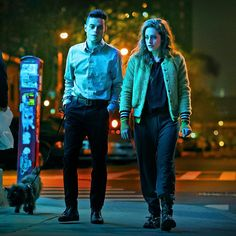 """Mr. Robot (@whoismrrobot) on Instagram: """"""""You'd get vengeance, right? If I die, you'll kill whoever did it, and obviously I'll do the same…"""" - Rami Malek as Elliott Alderson and Carly Chaiken as Darlene Alderson in Mr.Robot S3"""
