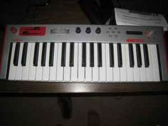 Alesis Micron Synth Keyboard - $300 (knoxville)