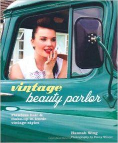 Vintage Beauty Parlor Book
