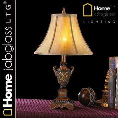 Lampa Stołowa, Lampka Nocna MADISON MUDDYFOX (5100921505) - Allegro.pl - Więcej niż aukcje. Table Lamp, Lighting, Home Decor, Living Room, Table Lamps, Decoration Home, Room Decor, Lights, Home Interior Design