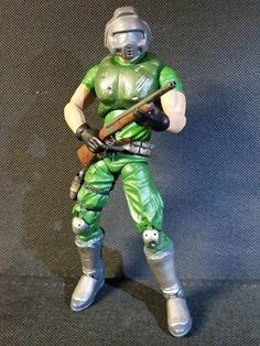 Classic Doomguy (Doom) Custom Action Figure