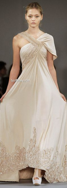 Elie Saab Spring Summer 2009 Haute Couture